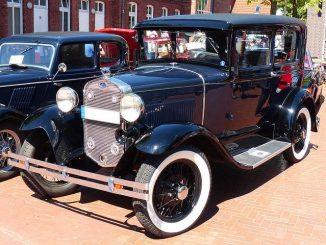 ford vintage modele A