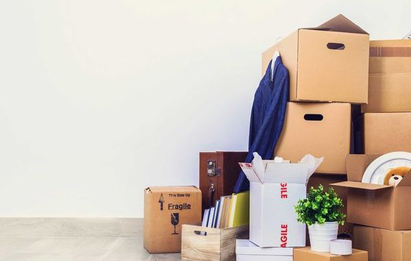 déménagement avec professionnels